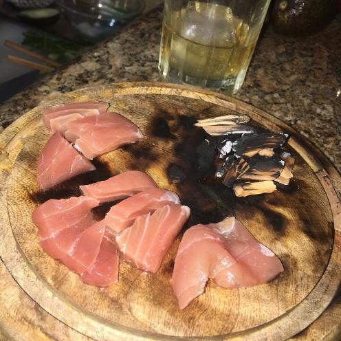 Smoked Tuna from Chef Jason
